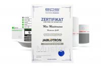 Artikelbild JA 100 Erweiterte Zertifizierung (2) --ite