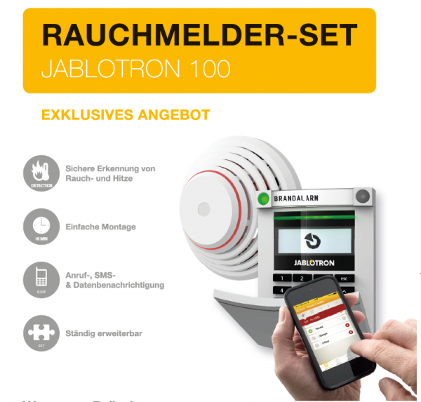 JA-100Fire-Alarm-Kit